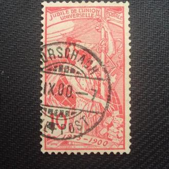 Швейцария 1900г.