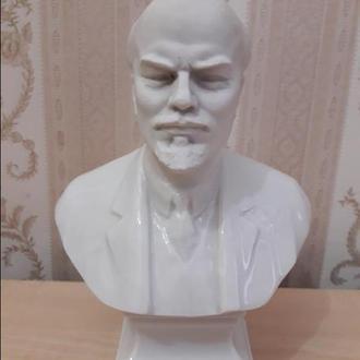 Статуэтка бюст Ленин Херенд Венгрия в идеале