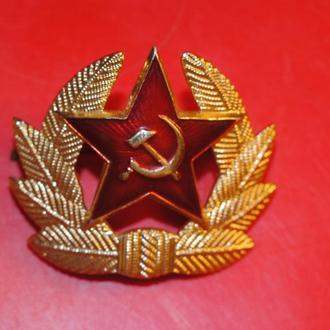 Кокарда СССР