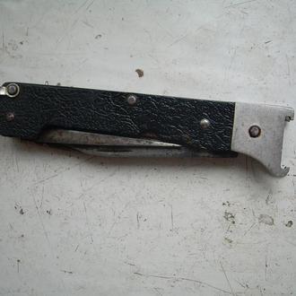 Охотничий,боцманский нож,этрактор,СССР