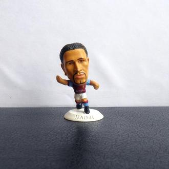 Футболист. Mustapha Hadji. Aston Villa Players. Corinthian 2003 (USA)