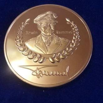 Монета 3 рейха 1934 года Эрвин Роммель. Не золото!