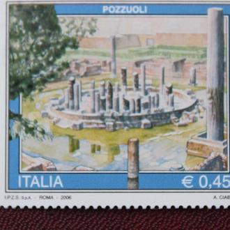 Италия.  2006г.  Туризм. **