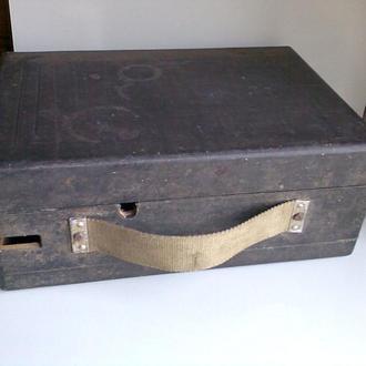 Ящик для патефона.