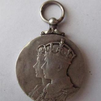 медаль Элизабет Джордж VI