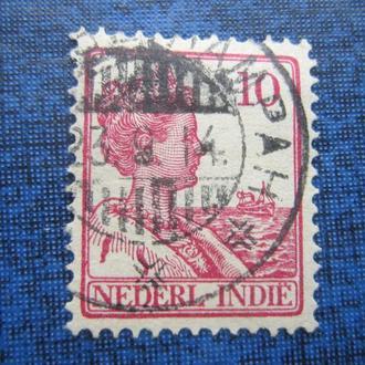 марка Нидерландская Индия 1914 стандарт