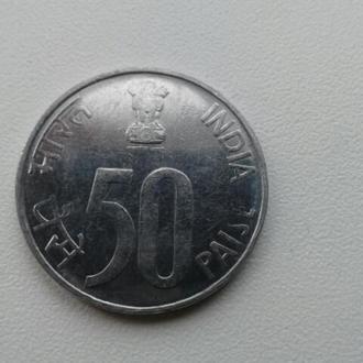 50 пайс Індія