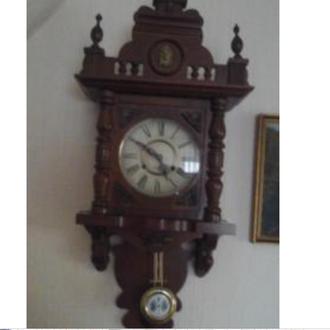 Часы механические настенные
