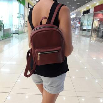Удобный красивый женский рюкзак
