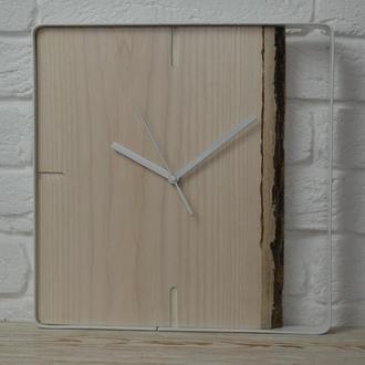 Часы LOFT. Стильный дизайн.
