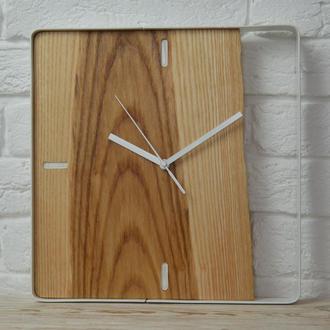 Часы LOFT. Стильный современный дизайн.
