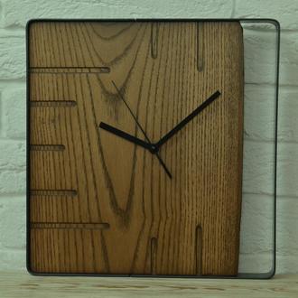 Индивидуальный дизайн. Часы LOFT.