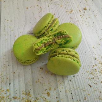 Macarons фисташковый