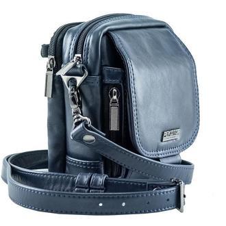 Мужская кожаная мини-сумка м.10К