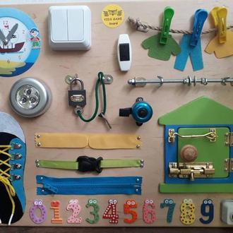 Бизиборд, Busyboard, Развивающая доска