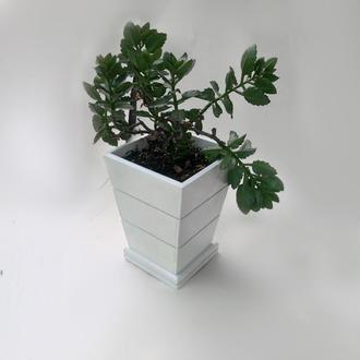 Садовый горшок для цветов и растений