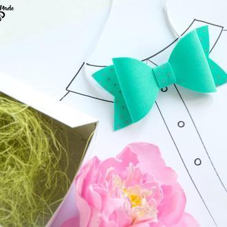 Детский галстук бабочка