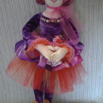 Кукла Балерина №4