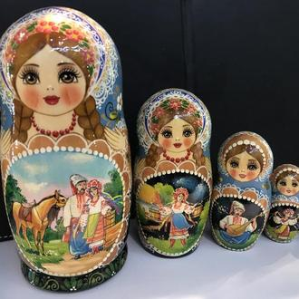 "Матрешка 5-ка ""Украина"""
