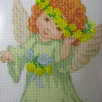 триптих Ангелочки