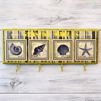 Вешалка «Seaside Shells»