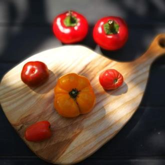 Кухонная разделочная доска, доска для подачи