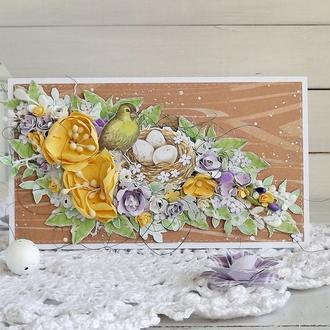 Весняна листівка