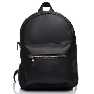 Большой женский рюкзак черый