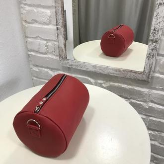 Круглая женская сумка. Сумочка жіноча. Женская сумочка.