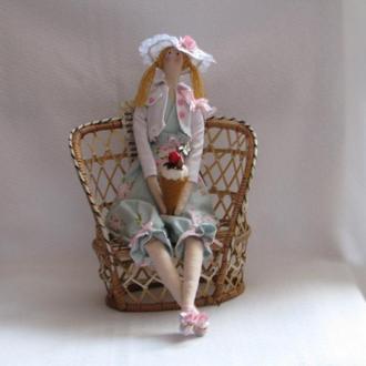 Кукла Тильда, коллекция Лето