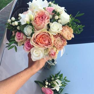 Букет невесты «Роскошь»