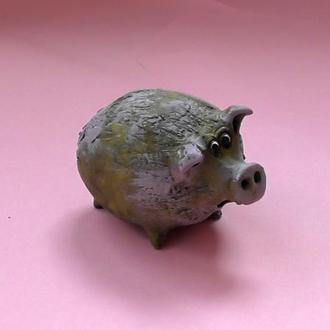 Статуэтка свинка №11