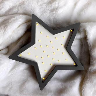ночник Звезда 30х30 см