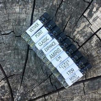 Набор пробников LOE perfumes #1 натуральные нишевые духи