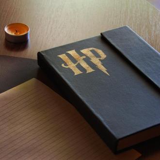 Блокнот-клатч на тему Гарри Поттер (подарок на Новый Год)
