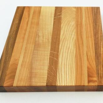 Кухонна дошка (доска для сервировки, разделочная доска, кухонная, деревянная, дошка для нарізання)