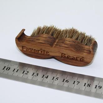 Щётка для бороды