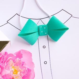Детский галстук-бабочка