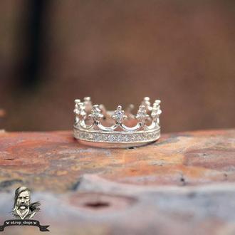 Каблучка-корона «Supreme»