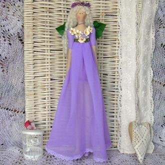 Кукла в стиле Тильда  Фея цветов