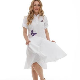Платье для медика Модель: OBBr04
