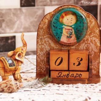 вечный календарь по мотивам Е.Гапчинской