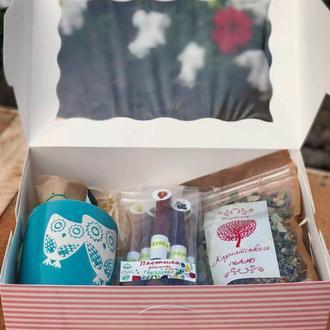 Подарунковий набір чайний