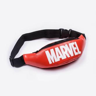 Бананка MARVEL, поясная сумка, сумка на пояс