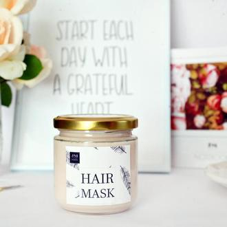 Зволожуюча та Відновлююча маска для волосся