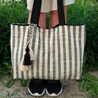 Универсальная женская сумка, шопер, эко-сумка