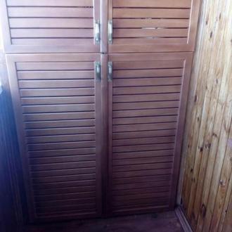 Дверки деревянные