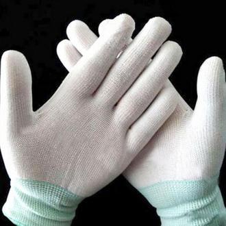Перчатки для квилтинга (лоскутного шитья), машинной стежки.