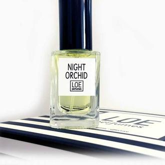 NIGHT ORCHID натуральный крафт парфюм, духи