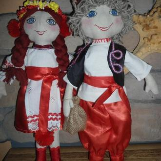 куклы Козачата